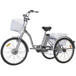 Trike Bike | Adult 3 Wheel Electric Tricycle