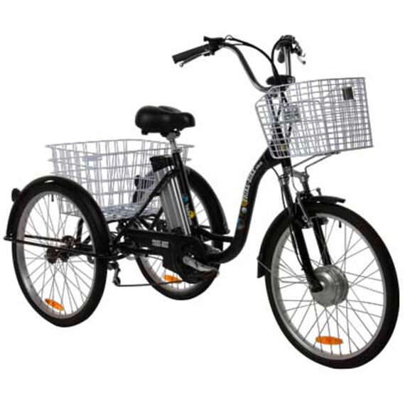 Trike Bike | Adult 3 Wheel Electric Tricycle