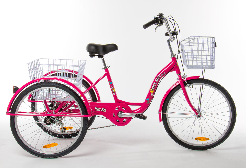 trike bike assembly instructions